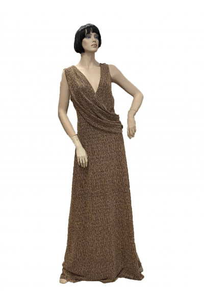 EFFECT ΜΑΧΙ Φόρεμα τουαλέτα μπρουζέ T9711
