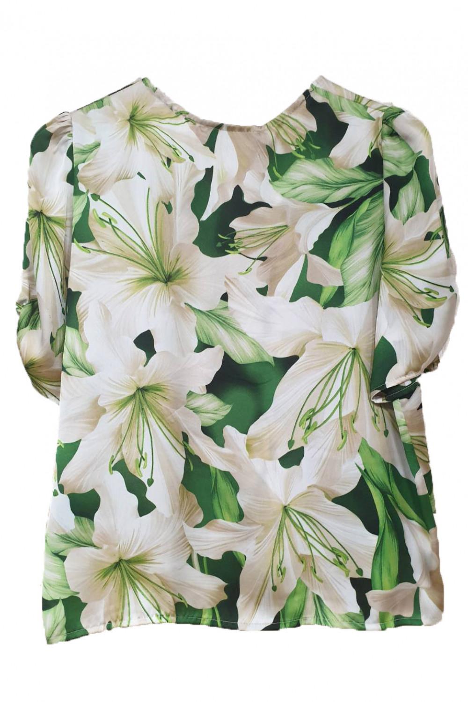 OSCAR μπλούζα εμπριμέ B6434
